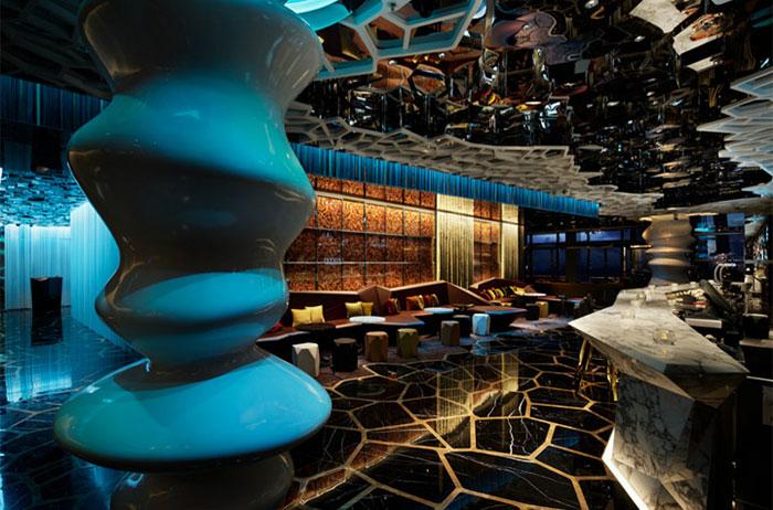 20 лучших интерьеров ресторанов и баров в мире-55