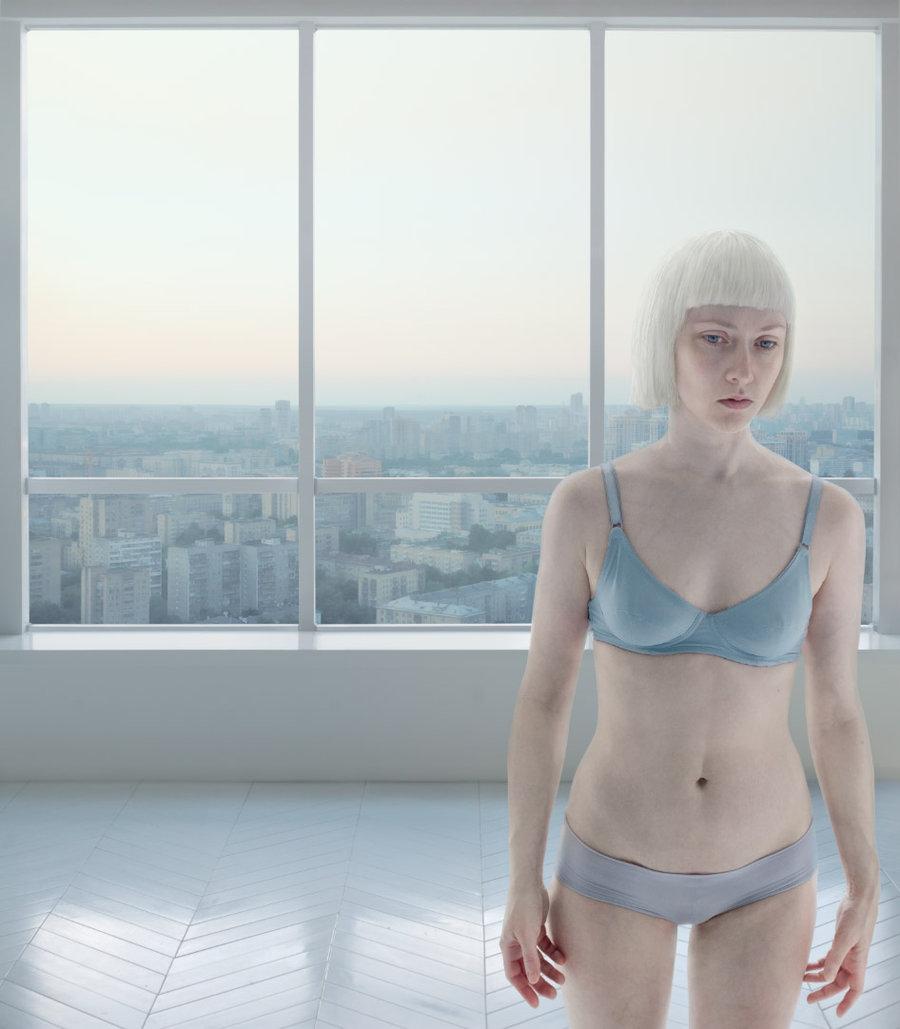 Стильные цифровые фотоманипуляции Катерины Белкиной