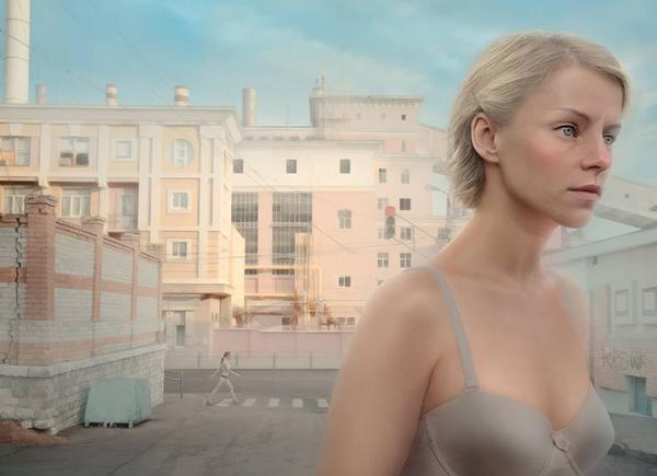 Фотоманипуляции Катерины Белкиной