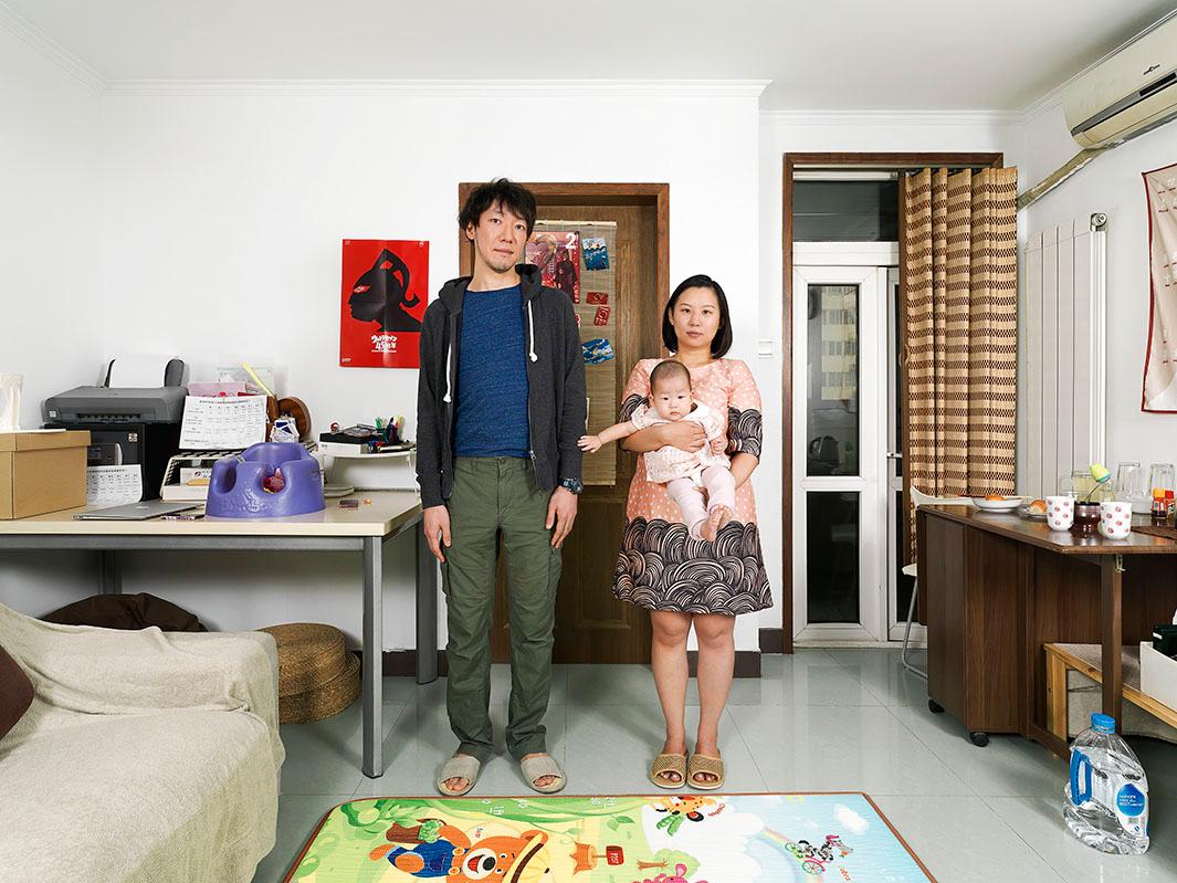 Семья Кисимото