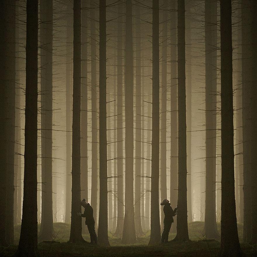 Добрые фотографии из польской деревни от Sebastian Luczywo-13