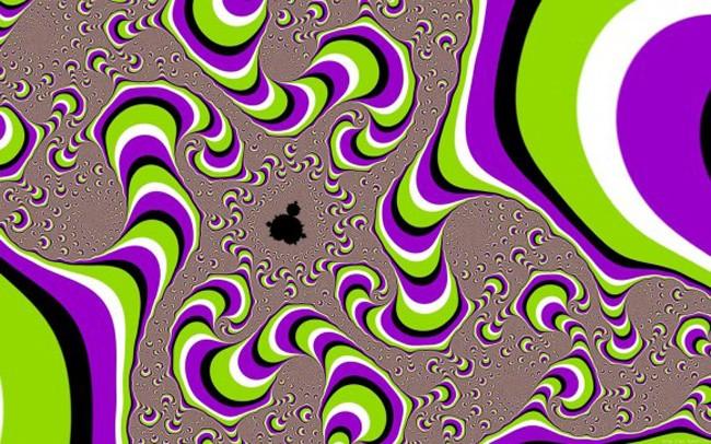 30 изображений с невероятными визуальными иллюзиями-25