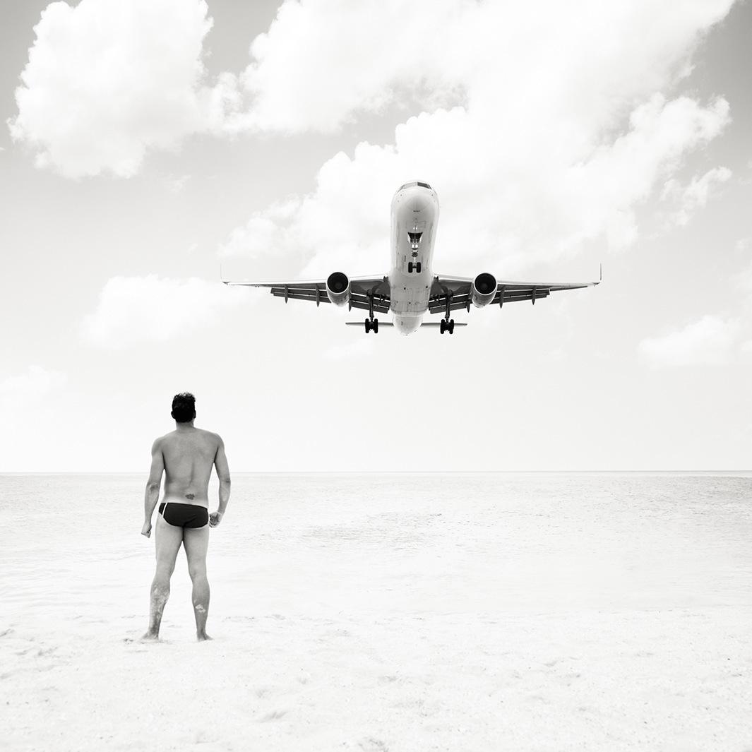Безумная посадка самолётов на острове Сен-Мартен_22