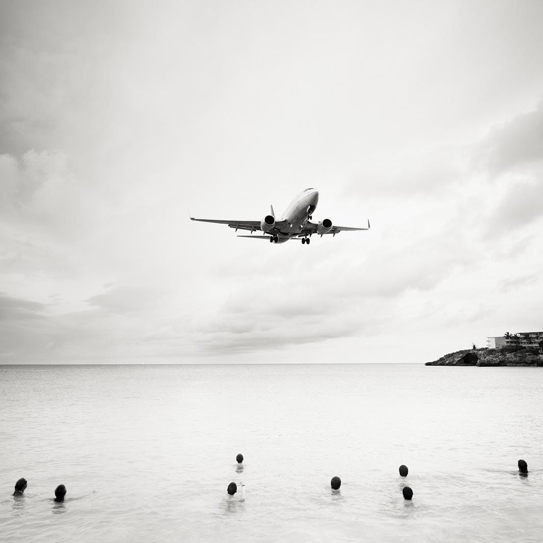 Безумная посадка самолётов на острове Сен-Мартен_60