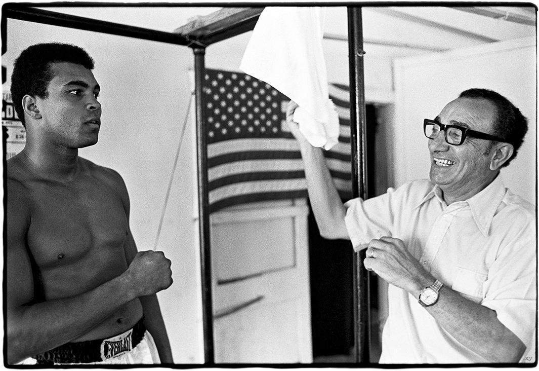 «Секрет Мохаммеда Али» - уникальные фотографии с тренировок перед «боем века»-9_