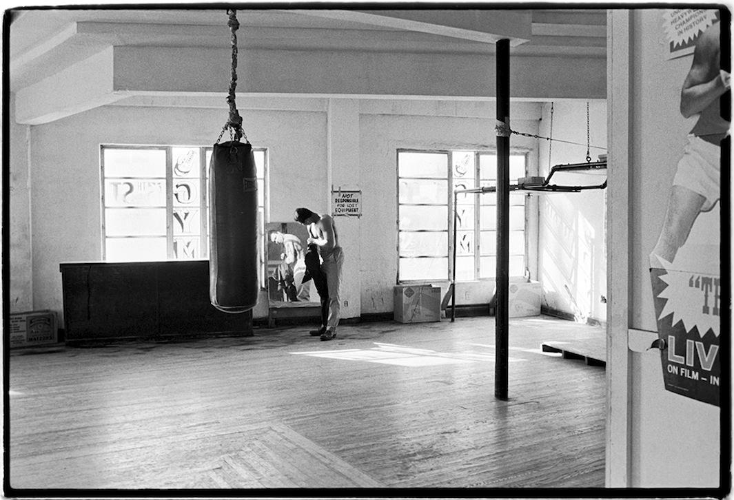 «Секрет Мохаммеда Али» - уникальные фотографии с тренировок перед «боем века»-32_a