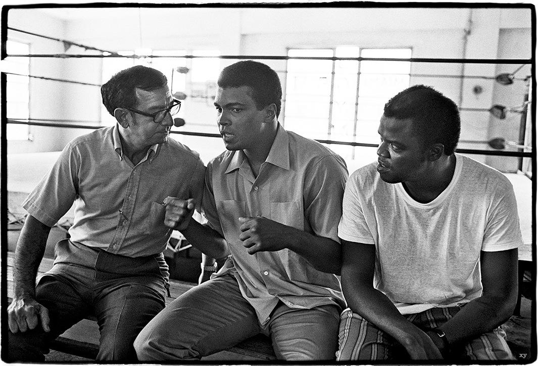 «Секрет Мохаммеда Али» - уникальные фотографии с тренировок перед «боем века»-36_