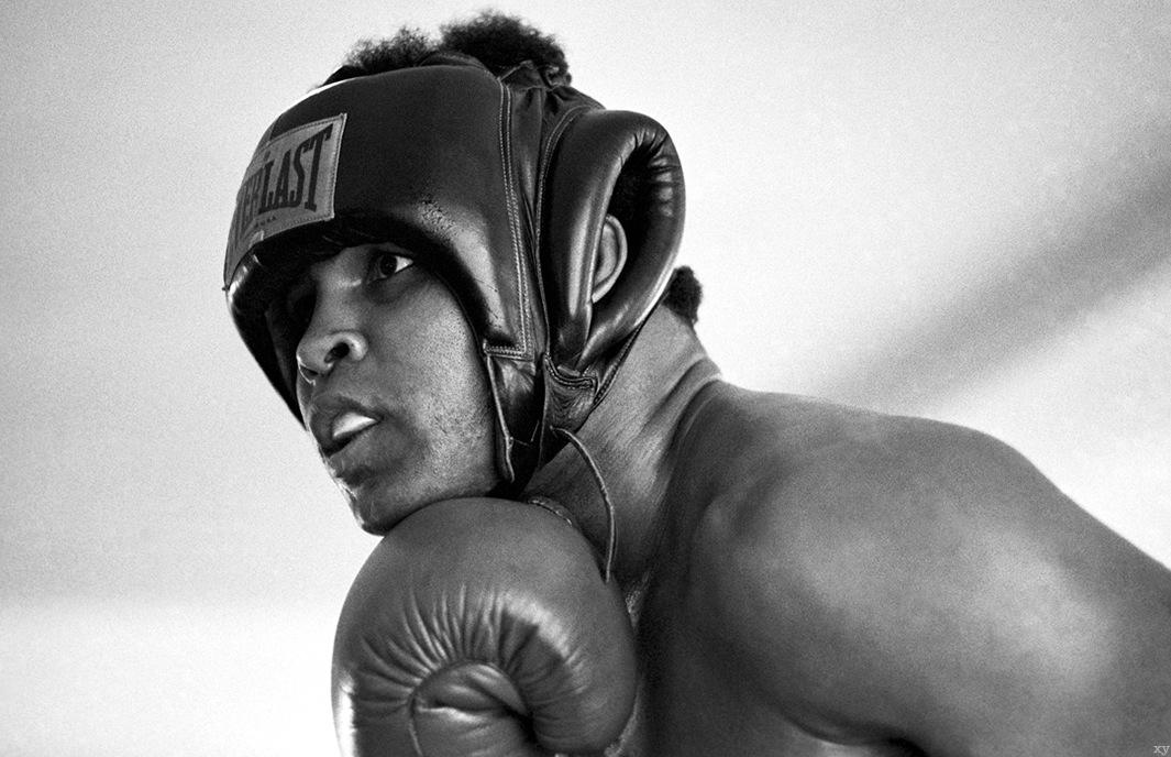 «Секрет Мохаммеда Али» - уникальные фотографии с тренировок перед «боем века»-6A_