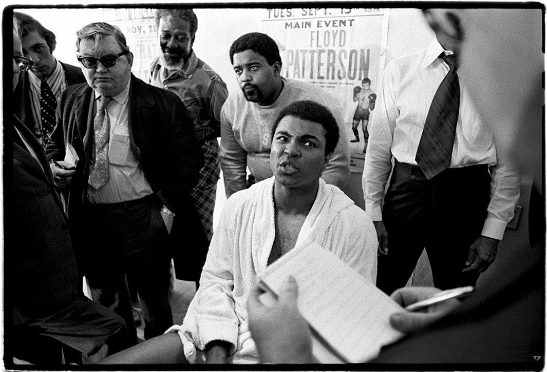 «Секрет Мохаммеда Али» - уникальные фотографии с тренировок перед «боем века»-21_a
