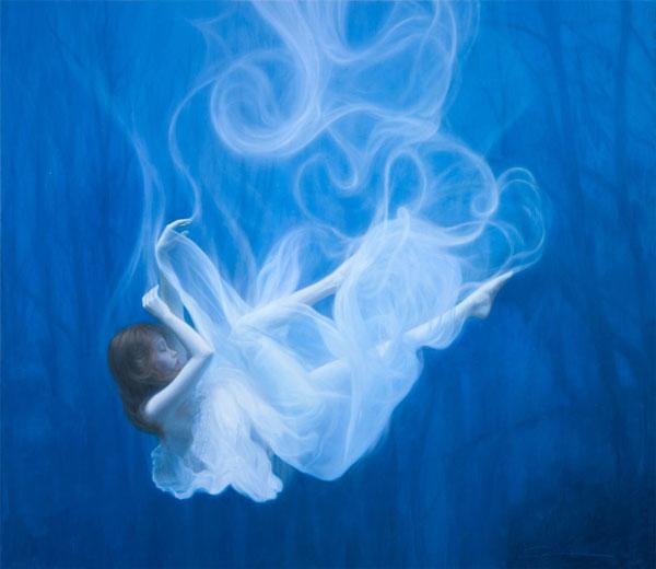 Танец бессознательного в картинах Дориана Вальехо