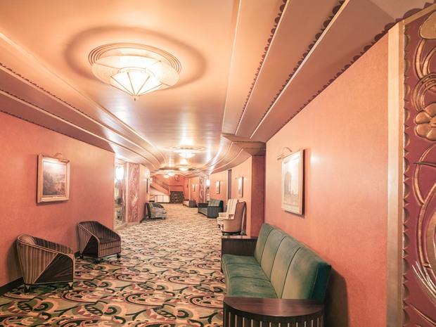 Таинственный Оклендский театр