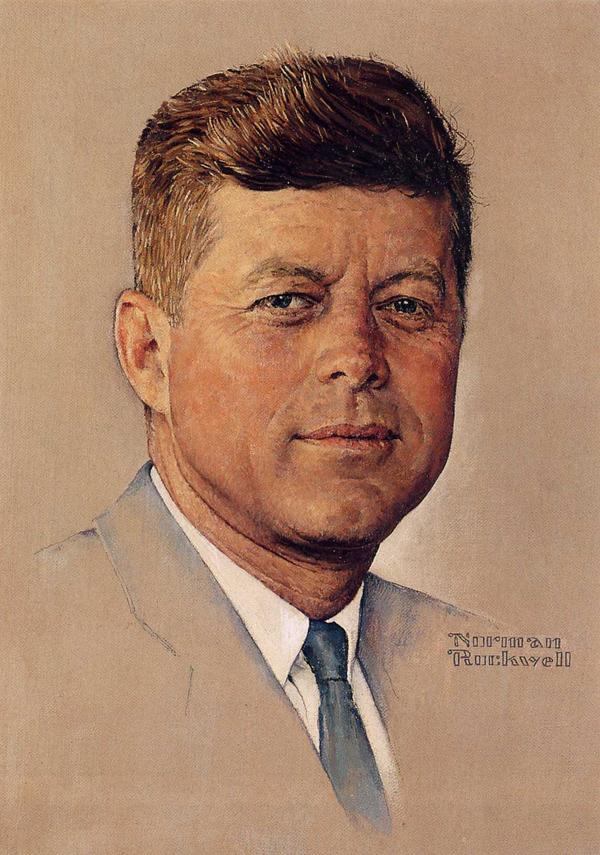 Норман Роквелл - культовый американский художник