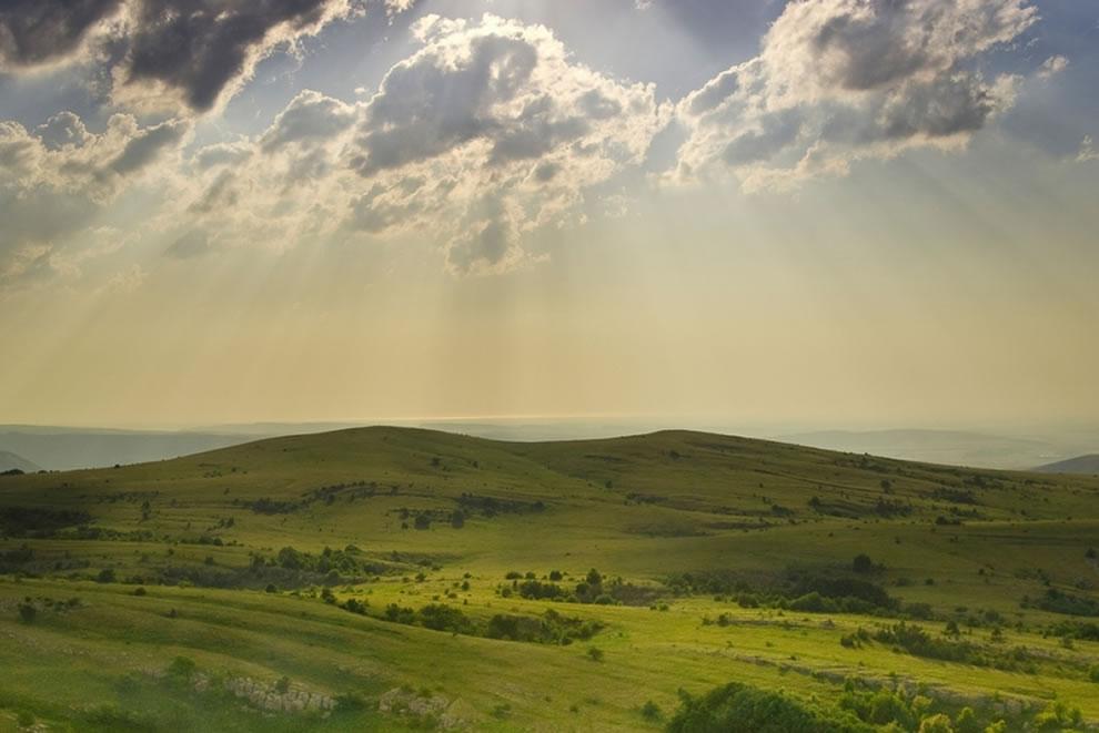 Чудеса природы и древние руины Крыма