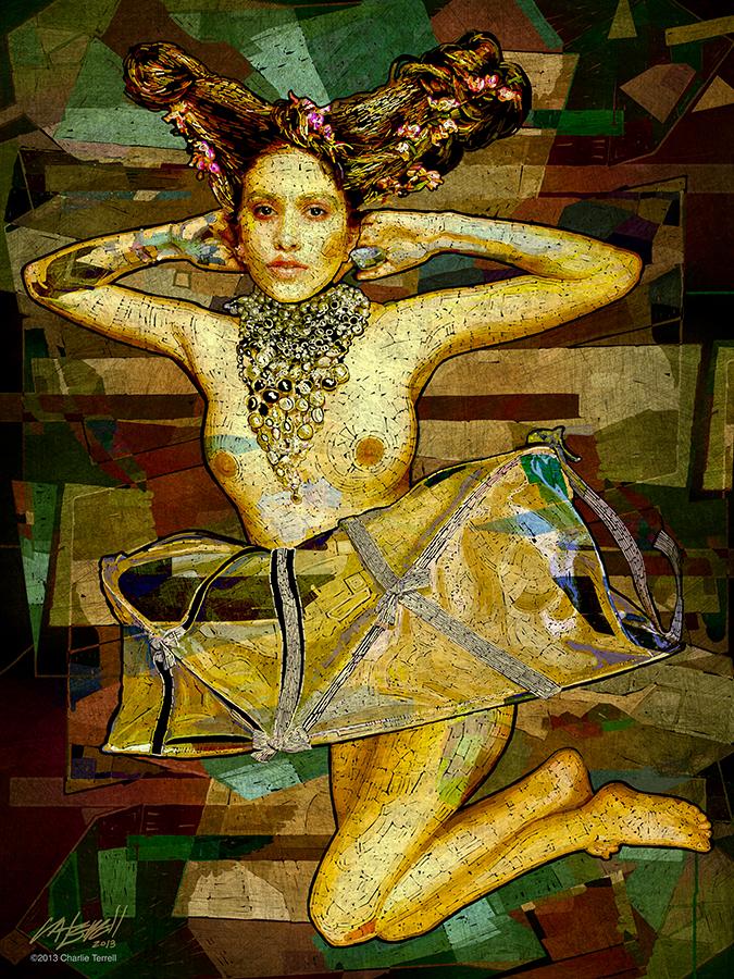 Цифровые фантазии художника Чарли Террелла