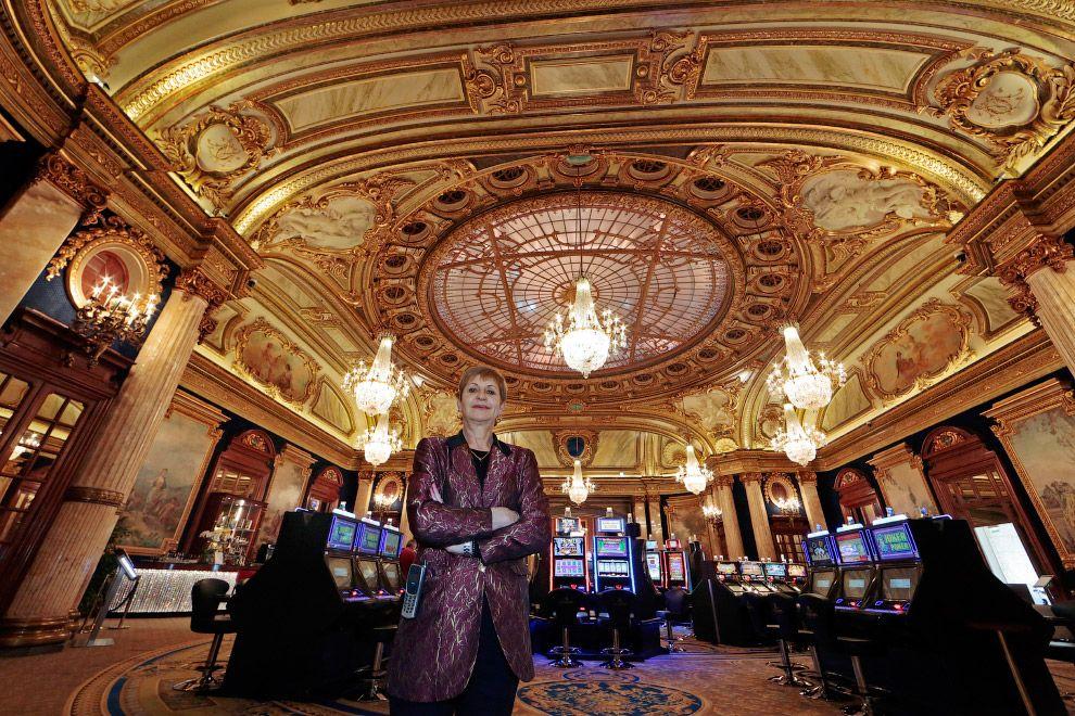 Казино Монте-Карло в Монако | ФОТО НОВОСТИ