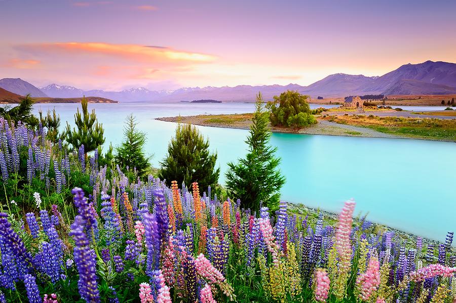 Самые красивейшие пейзажи мира