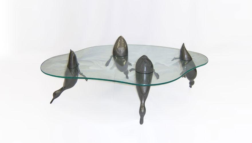 Самый креативный дизайн стола - 15 потрясающих примеров-11