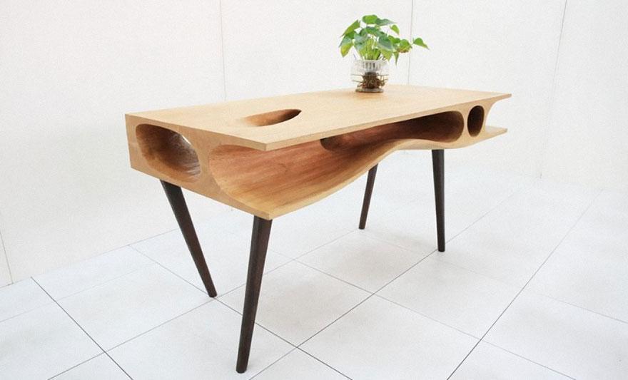 Самый креативный дизайн стола - 15 потрясающих примеров-7-2
