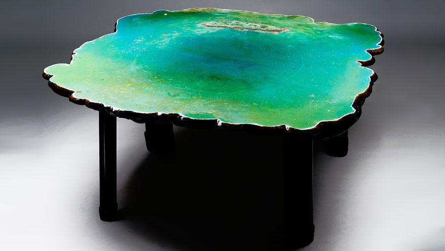 Самый креативный дизайн стола - 15 потрясающих примеров-15-1