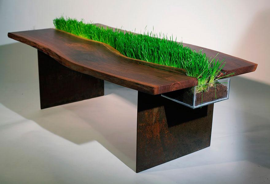 Самый креативный дизайн стола - 15 потрясающих примеров-9-1