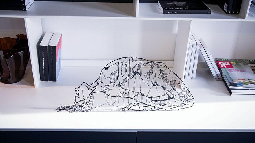 LIX - самая маленькая 3D-ручка в мире для рисования в воздухе-2