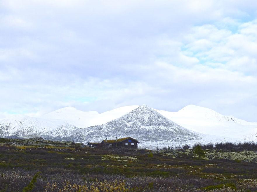 Национальный парк Рондане, Норвегия