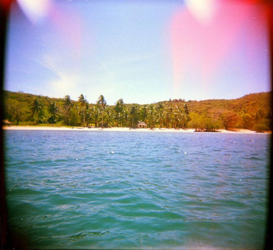 Домик на пляже, Филиппины
