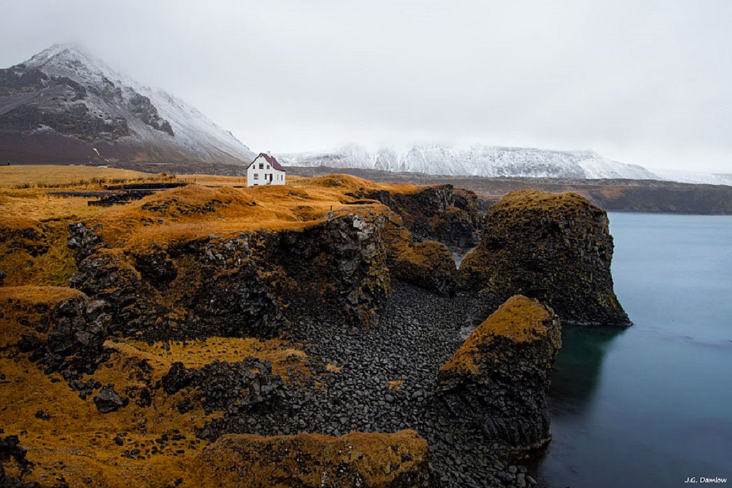 Арнастапи, Исландия