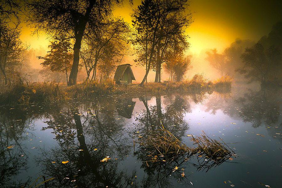 Миниатюрный домик, Венгрия