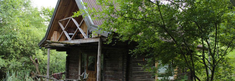 Домик в лесу, Литва