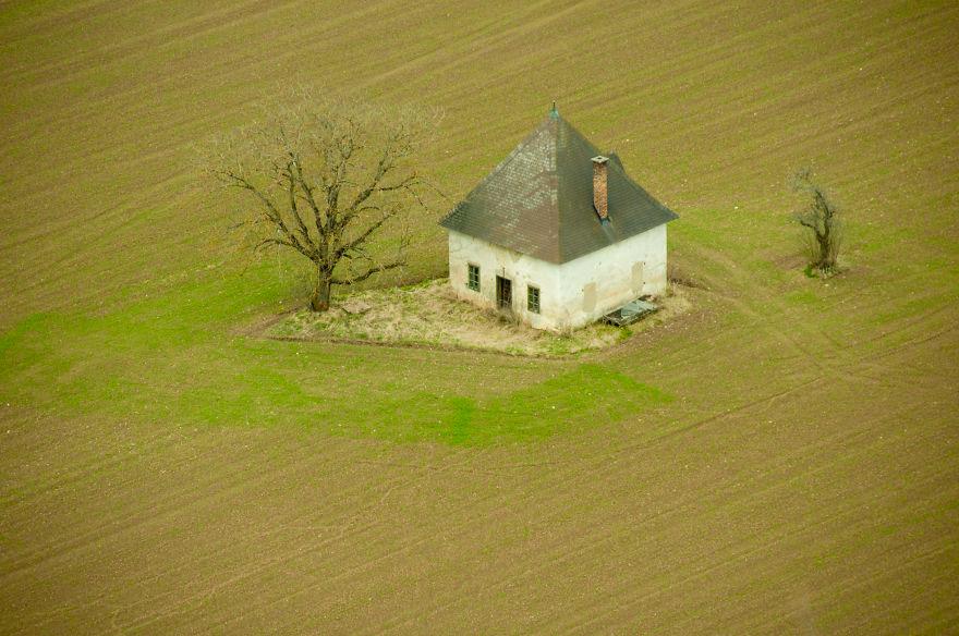 Уединённый дом в Каринтии, Австрия