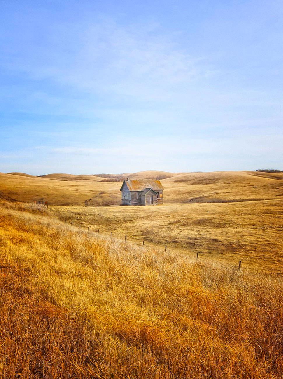 Золотые поля, Альберта, Канада