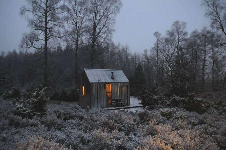 Национальный парк Кайрнгормс, Шотландия