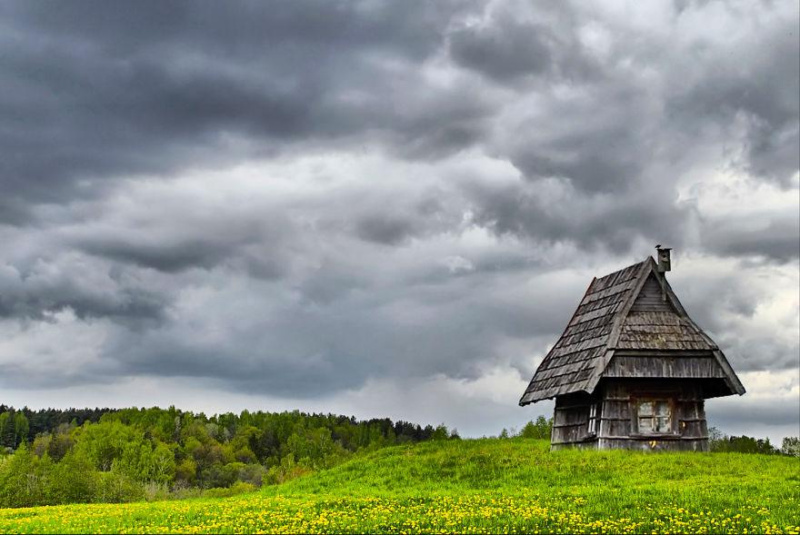 Маленький домик в прериях, Литва