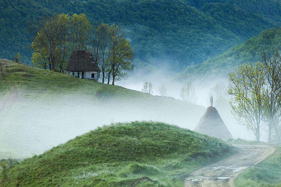 Западные Румынские горы