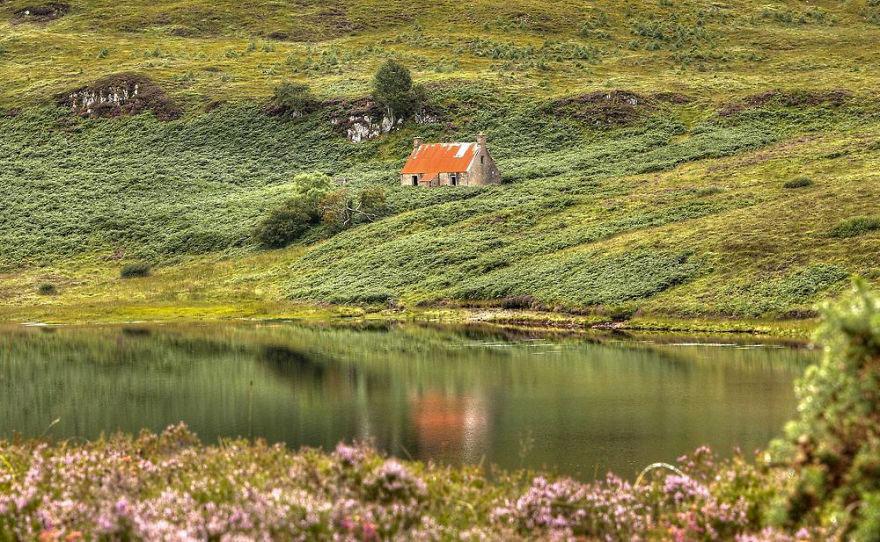 Домик в Вестер Росс, Шотландия