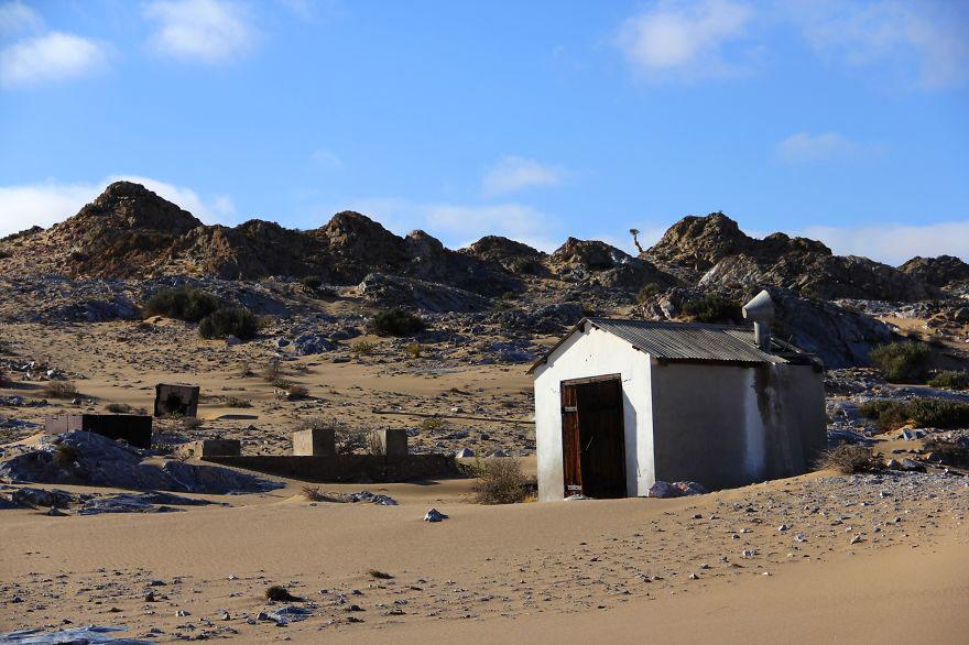 Помона, Намибия