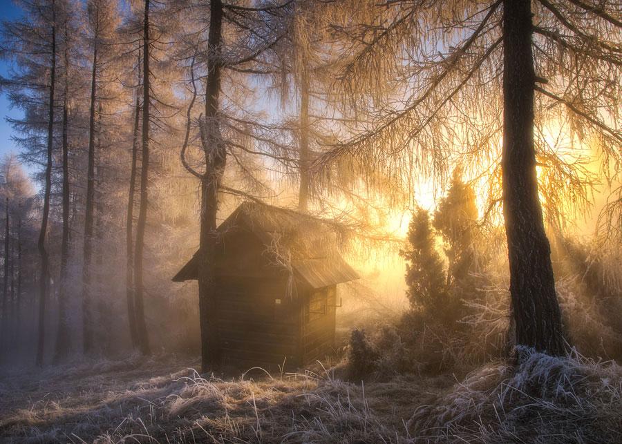 Сказочный домик, Польша