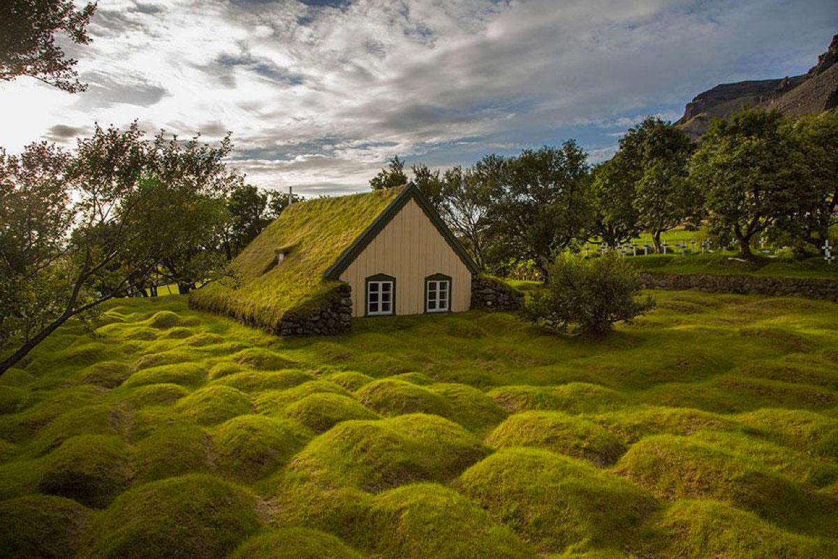 Хофскиркья, Исландия