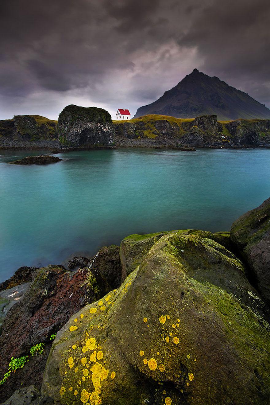 Полуостров Снайфельснес, Исландия