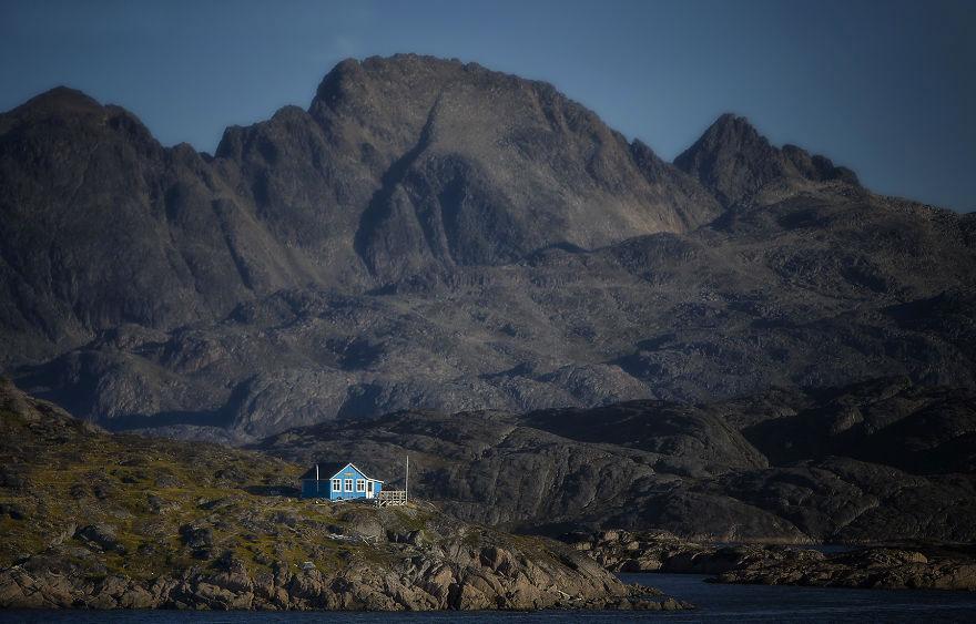 Маниитсок, Гренландия