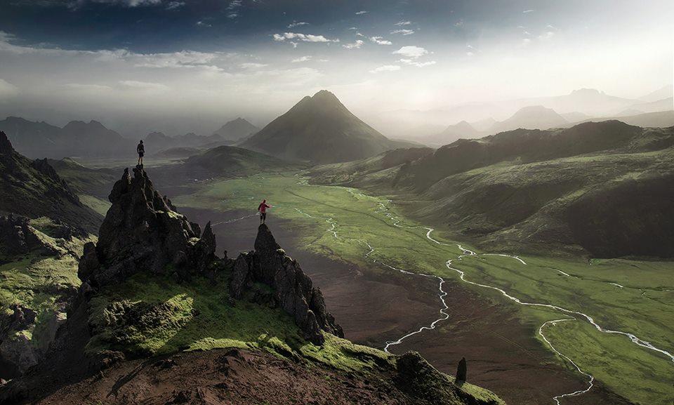 Природа, похожая на сказку в пейзажных фотографиях Макса Райва-22