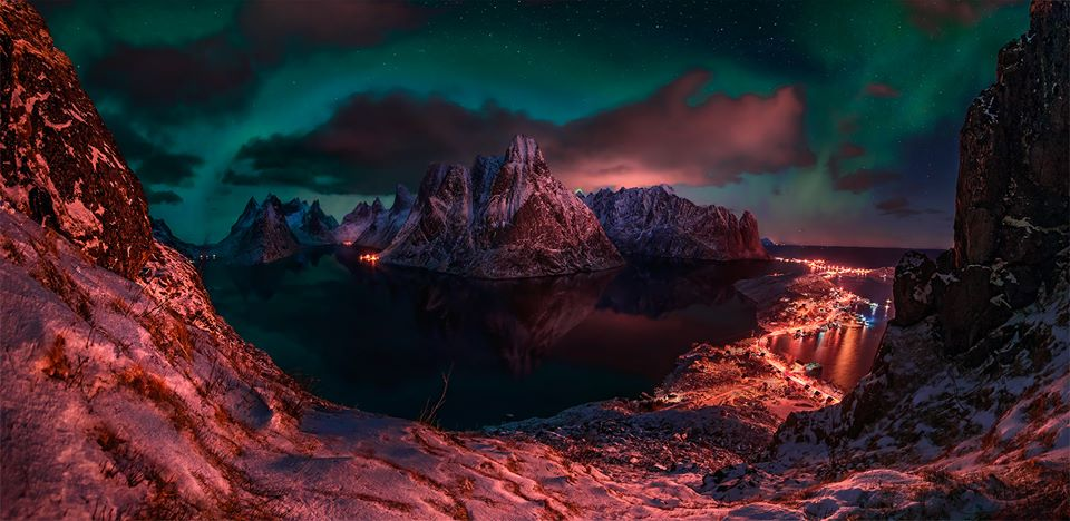 Природа, похожая на сказку в пейзажных фотографиях Макса Райва-09
