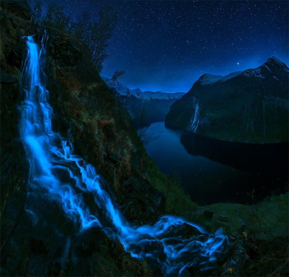 Природа, похожая на сказку в пейзажных фотографиях Макса Райва-07
