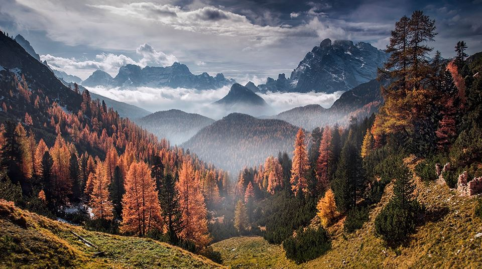 Природа, похожая на сказку в пейзажных фотографиях Макса Райва-19