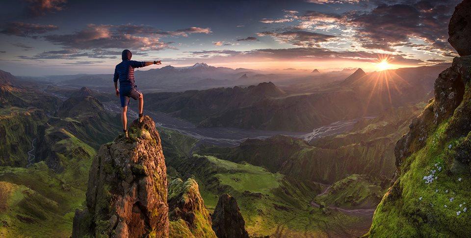 Природа, похожая на сказку в пейзажных фотографиях Макса Райва-13