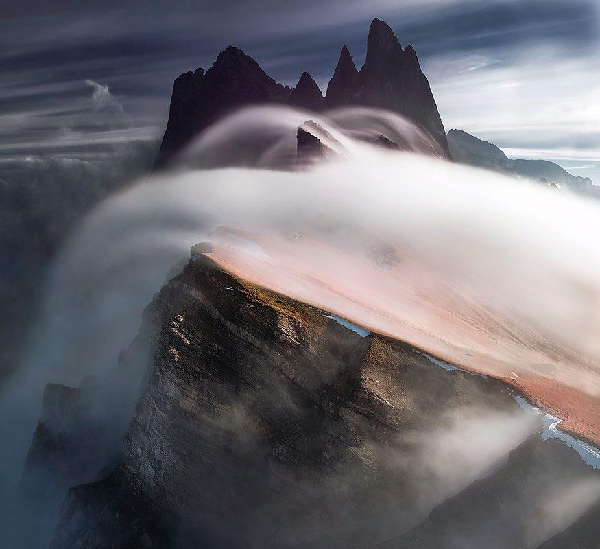 Природа, похожая на сказку в пейзажных фотографиях Макса Райва-23
