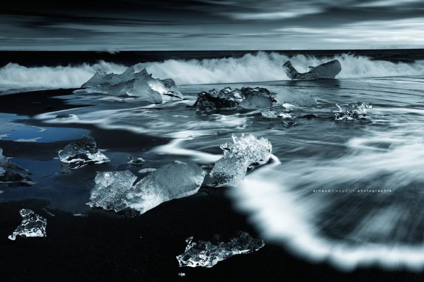 Красивые виды на морскую гладь от Мопети Арно