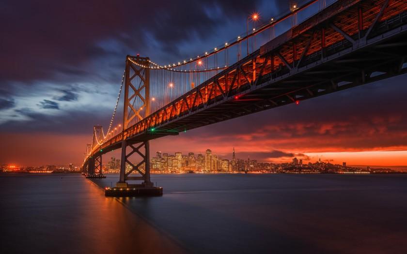 Огонь над Сан-Франциско