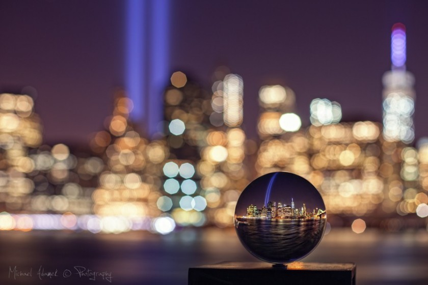 Манхэттен в зеркале